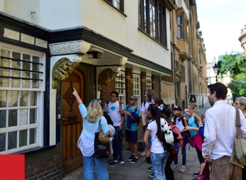 historical walking tour